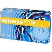 Hydrogel Vision Extreme H2O 59% Xtra +1.00 (6 pcs)