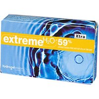 Hydrogel Vision Extreme H2O 59% Xtra +2.50 (6 pcs)