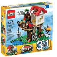 LEGO Creator - 3 in 1 Treehouse (31010)