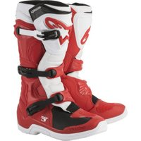 Alpinestars Tech 3 Boot White/Red