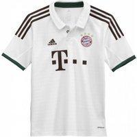 Adidas FC Bayern Munich Away Shirt Junior 2013/2014