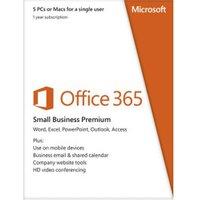 Microsoft Office 365 Small Business Premium (Win) (Multi) (ESD)
