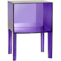 Kartell Small Ghost Buster transparent violet