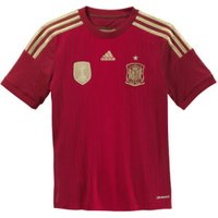 Adidas Spain Home Shirt Junior 2013/2014