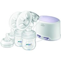 Avent Comfort Double Electric Breast Pump SCF334/02