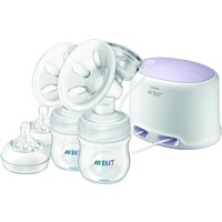 Avent Comfort Double Electric Breast Pump SCF334/02