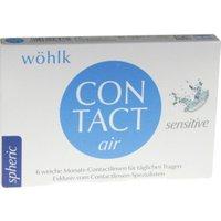 Wöhlk Contact Air spheric +2.50 (6 pcs)