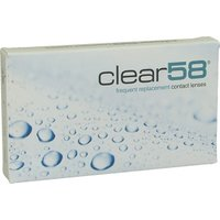 ClearLab Clear 58 -4.75 (6 pcs)