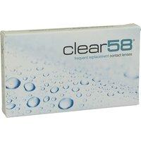 ClearLab Clear 58 -6.50 (6 pcs)