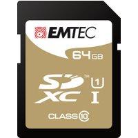 Emtec SDXC 64GB Class 10 UHS-I (ECMSD64GXC10)