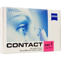Wöhlk Contact Day 1 Easy Wear -9.00 (30 pcs)
