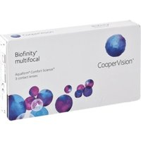 CooperVision Biofinity Multifocal (3 pcs) +1.25