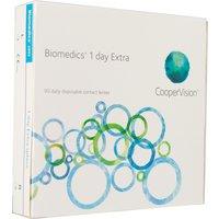CooperVision Biomedics 1 day Extra (90 pcs) +1.25