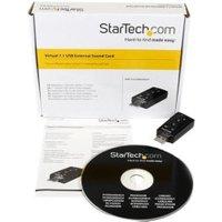 StarTech 7.1 USB Audio Adapter
