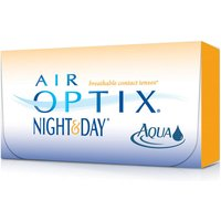 Alcon Air Optix Aqua Night & Day (3 pcs) +0.75