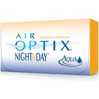 Alcon Air Optix Aqua Night & Day (3 pcs) +5.25