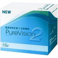 Bausch & Lomb PureVision 2 HD (6 pcs) +0.25