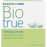 Bausch & Lomb Biotrue ONEday lenses (90 pcs) +0.50