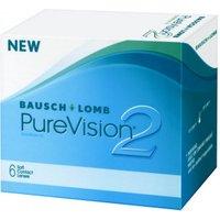 Bausch & Lomb PureVision 2 (6 pcs) +5.75