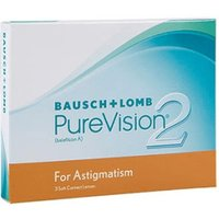 Bausch & Lomb PureVision 2 HD for Astigmatism -9.00 (3 pcs)
