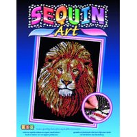 KSG Sequin Art Lion (1207)