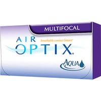 Alcon Air Optix Aqua Multifocal -7.75 (6 pcs)