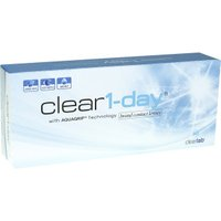 ClearLab Clear 1-Day -3.75 (30 pcs)