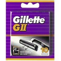 Gillette GII Cartridges (10x)