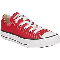 Converse Ctas Core Ox Kids - red (7J236)