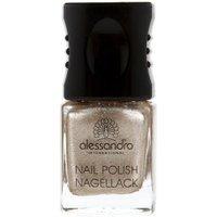 Alessandro Nail Polish 99 Rich & Royal Glitter (10 ml)