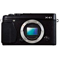 Fujifilm X-E1 Body Black