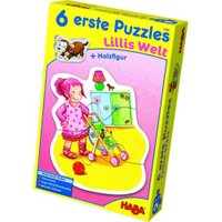 Haba A 6 First Puzzles Lillis Word