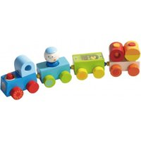 Haba Discovery Train Chipper Chap (7098)