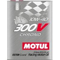 Motul 300V Chrono 10W-40 (2 l)