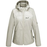 Jack Wolfskin Amber Road Jacket Women White Sand