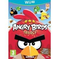 Angry Birds: Trilogy (Wii U)