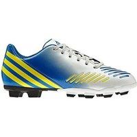 Adidas Predito LZ TRX FG J running white/prime blue/vivid yellow