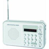 Soundmaster TR150WH White
