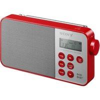 Sony XDR-S40DBPR Red