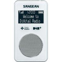 Sangean DPR-34+ White
