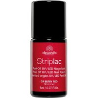 Alessandro Striplac 29 Berry Red Shimmer (8 ml)