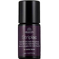 Alessandro Striplac 55 Dark Rubin Shimmer (8 ml)