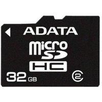 Adata microSDHC 32GB Class 4 (AUSDH32GCL4-R)