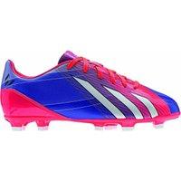 Adidas F10 TRX FG J Messi turbo/running white/black