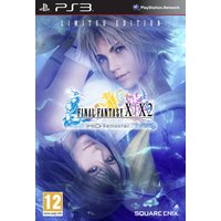 Final Fantasy X/X-2 HD Remaster: Limited Edition (PS3)