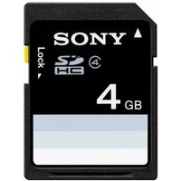 Sony 8GB SDHC Card