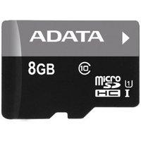 Adata Premier microSDHC 8GB Class 10 UHS-I U1 (AUSDH8GUICL10-R)