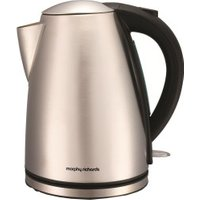 Morphy Richards 43615 Brushed Stainless Steel