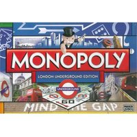 Winning-Moves Monopoly London Underground