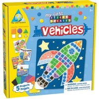 The Orb Factory my first Sticky Mosaics - Vehicles
